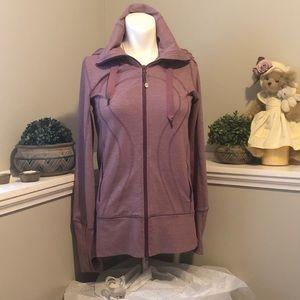 Lululemon purple jacket size 6